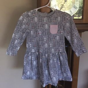 Gymboree Dresses - *5 FOR $30* Gymboree || Bunny Rabbit Pocket Dress